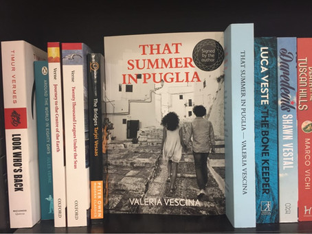 Escape To Italy With Valeria Vescina's 'That Summer in Puglia'