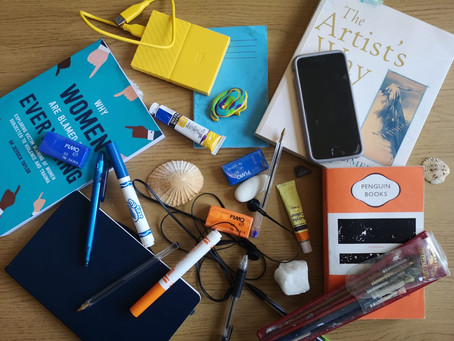Organising Your Creative Life Positively