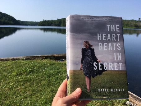 Review and Chat with Katie Munnik – The Heart Beats In Secret