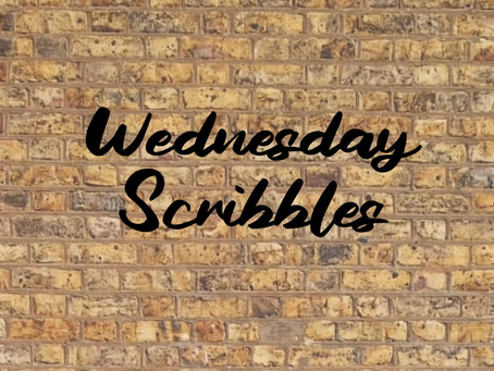 Weekly Inspiration For Your Writing