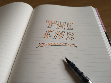 How To Finish Your Stories