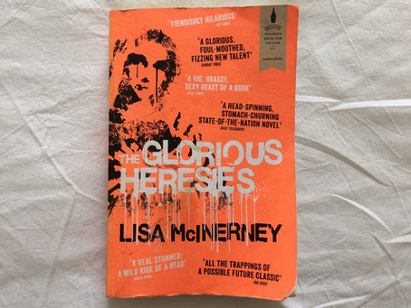 The Glorious Heresies – Book Review