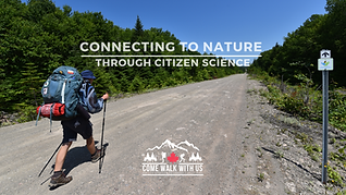 connecting to nature through citizen sci