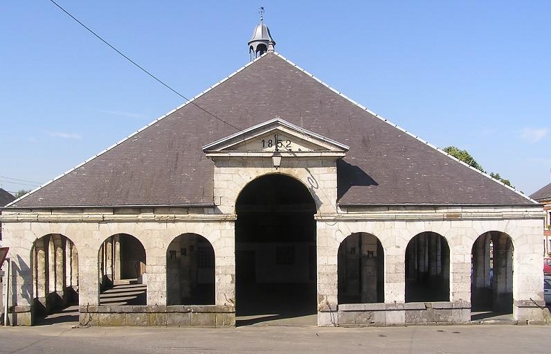 Auvillers les Forges Ardennes Angle et Mont