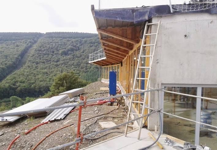 Revin Angle et Mont Implantation Ardennes