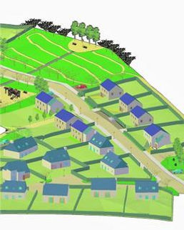 Angle et Mont, géomètre, expert, lotissement, urbanisme, terrain à bâtir, permis d'aménager, déclaration préalable