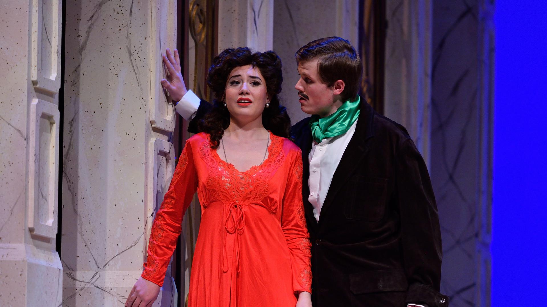 MSU Opera Theatre Le Nozze di Figaro 2017