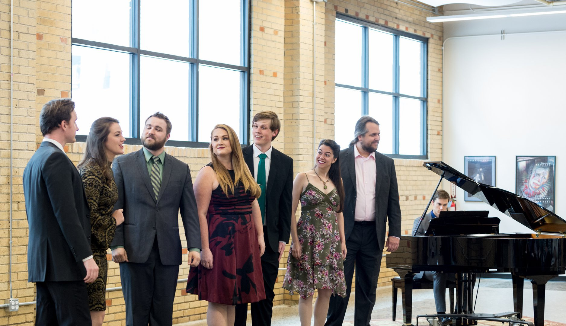 Opera Colorado Artist in Residence Celebration 2018