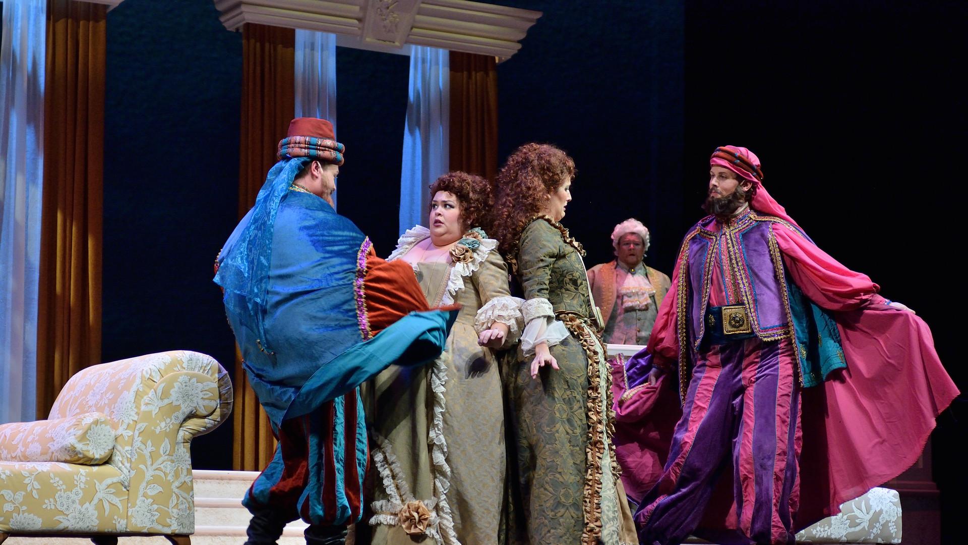 MSU Opera Theatre Cosi Fan Tutte 2014