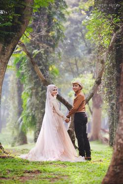 Dewi + Faisal