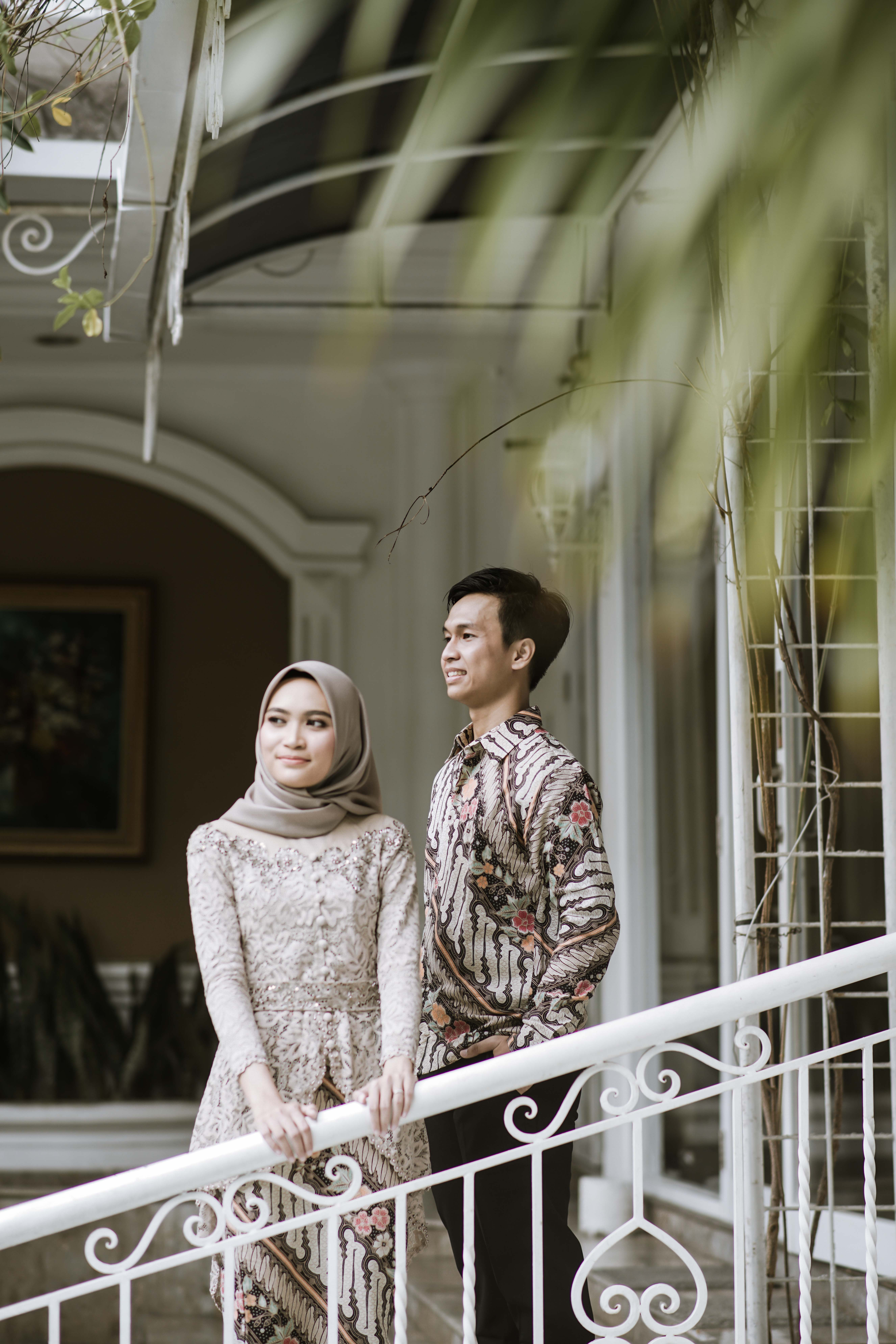 Alika + Imam