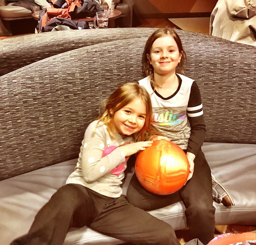 When you find a lucky bowling ball, you don't tend to share it.