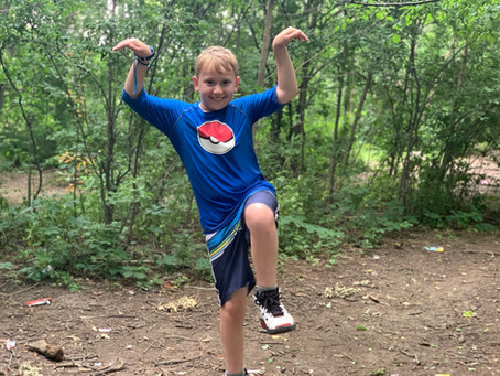 Summer Camp: Week 1!