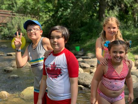 Summer camp so far: Part 2