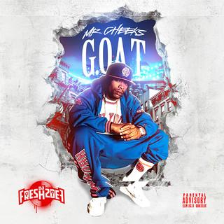 Mr Cheeks Goat