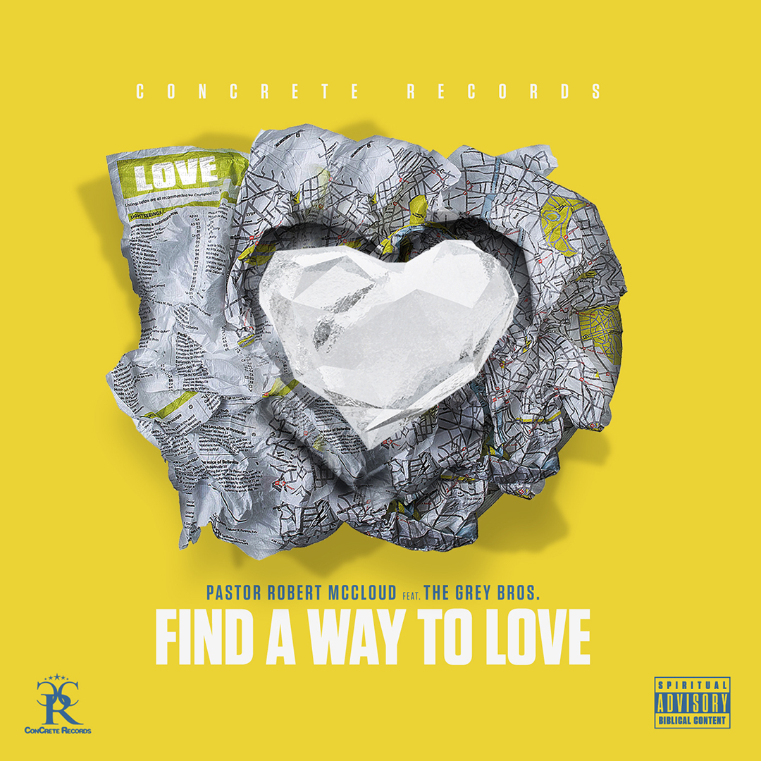 FIND A WAY TO LOVE