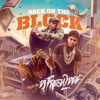 Dj Fresh2def - Back on the Block