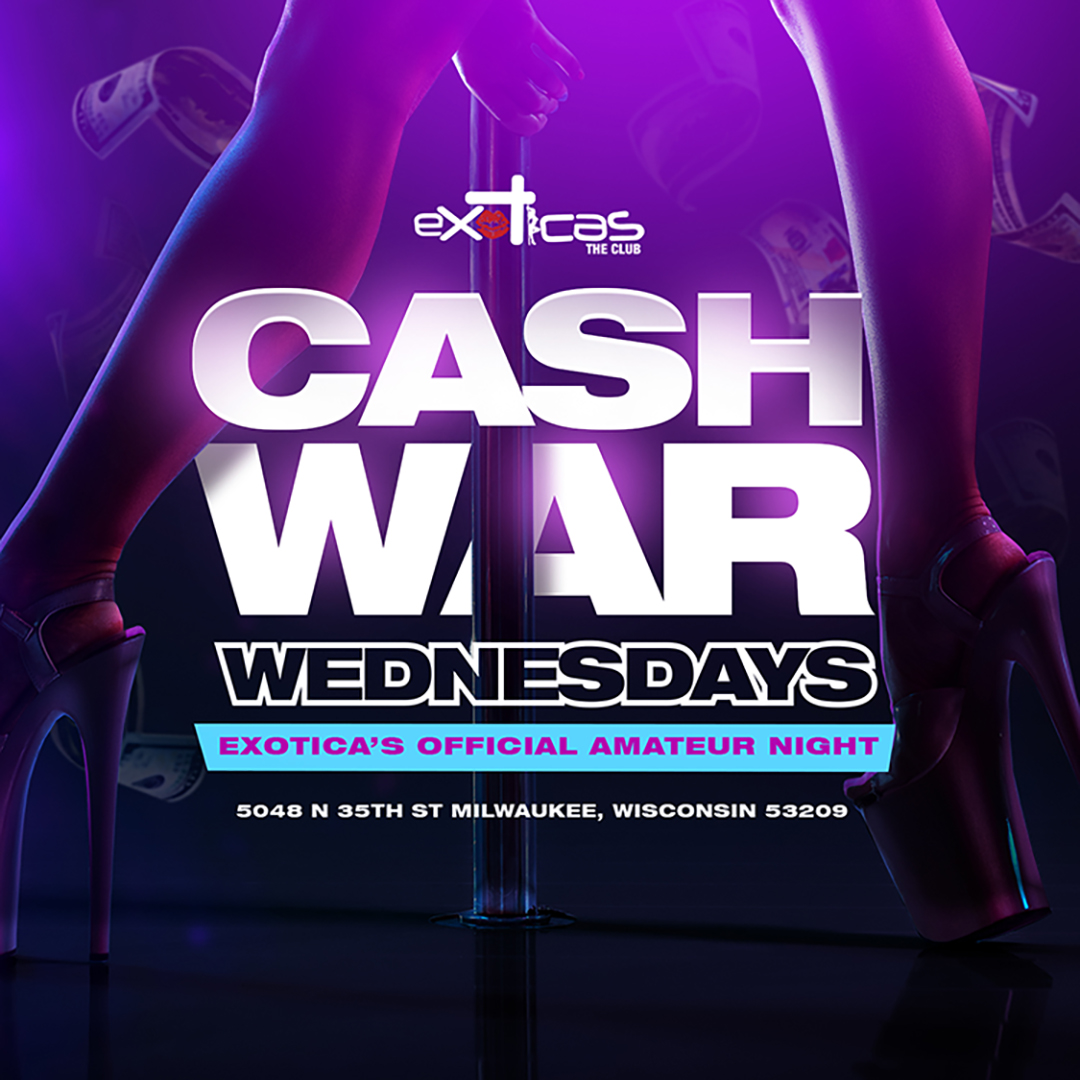 Cash War Wednesdays
