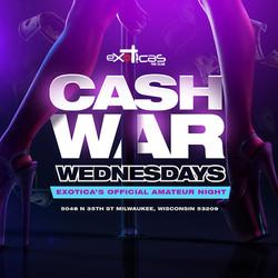 Cash War Wednesdays