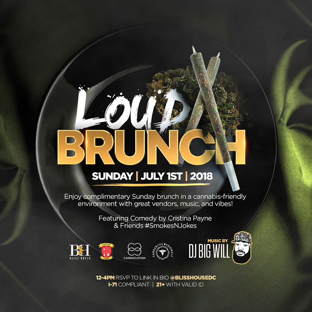 LOUD BRUNCH