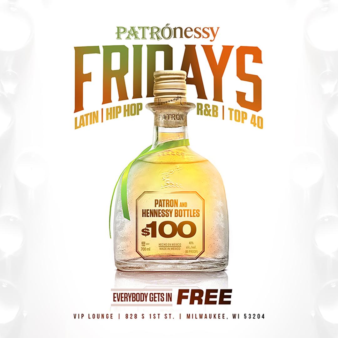 Patronessy Fridays