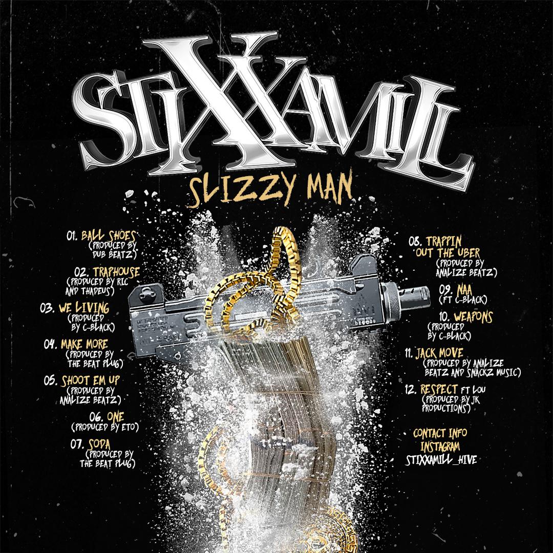Slizzy-Man