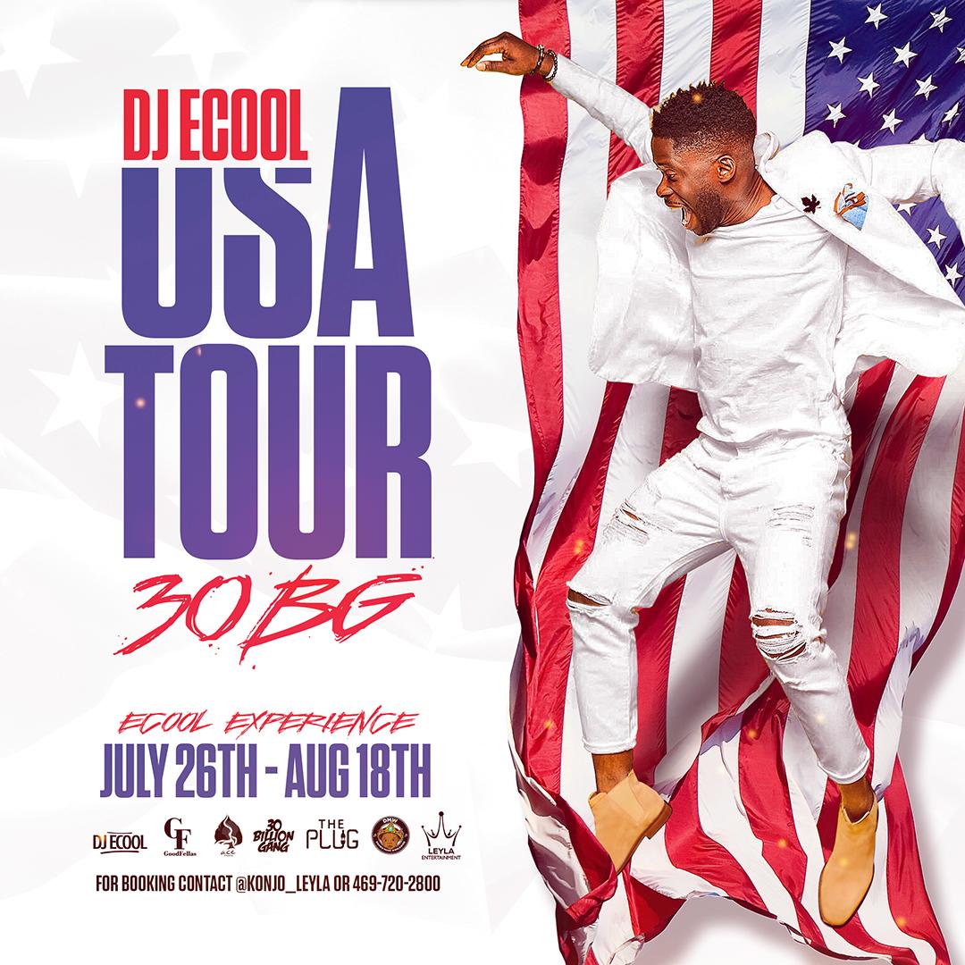 USA TOUR