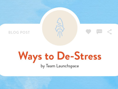 The Launchspace Stress Relievers