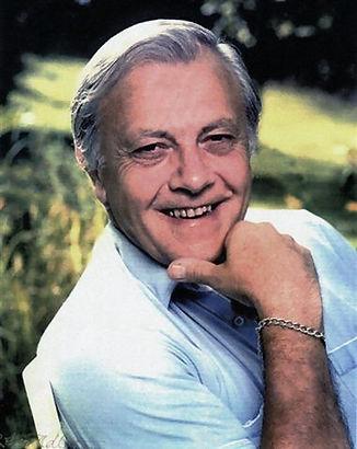 Kenneth Alwyn in 1985 by Robin Adler FRS