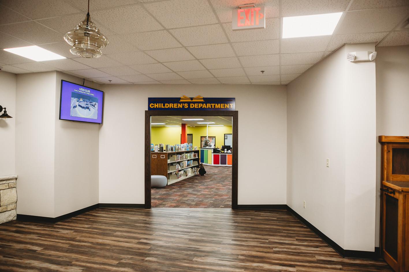 Dodge City Public Library: Children's Department