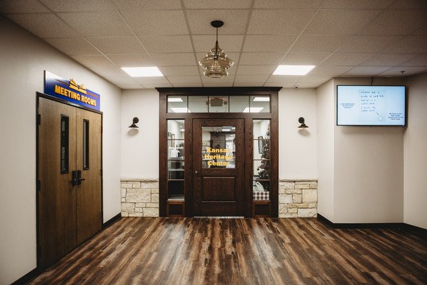 Dodge City Public Library: KHC Entry