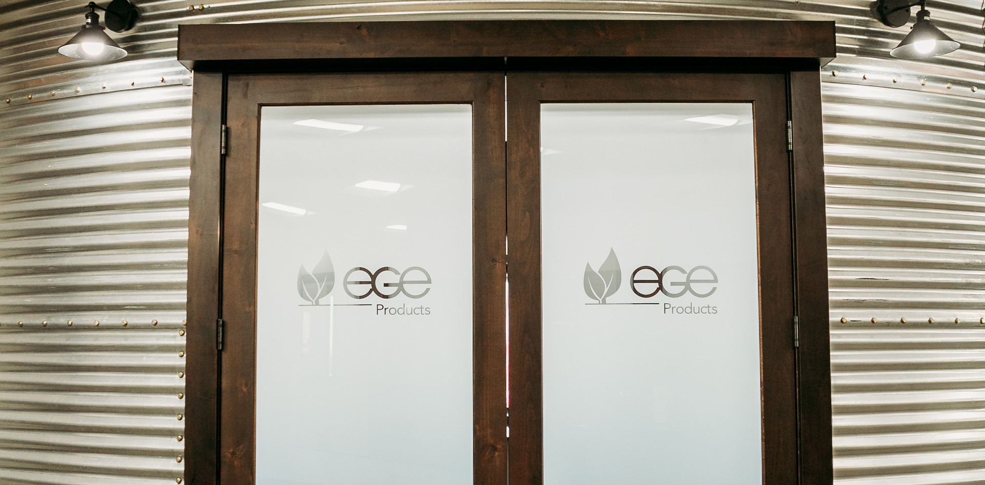 EGE Products Office: Conference Entry