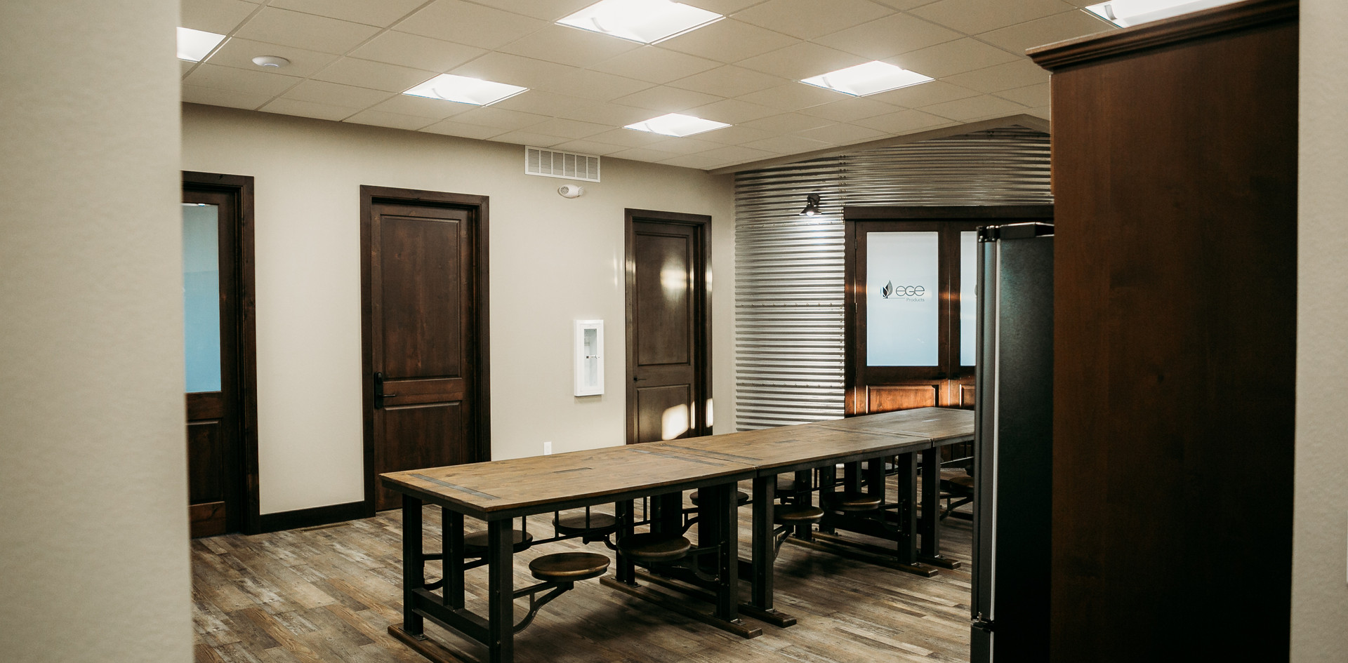 EGE Products Office: Informal Meeting Area