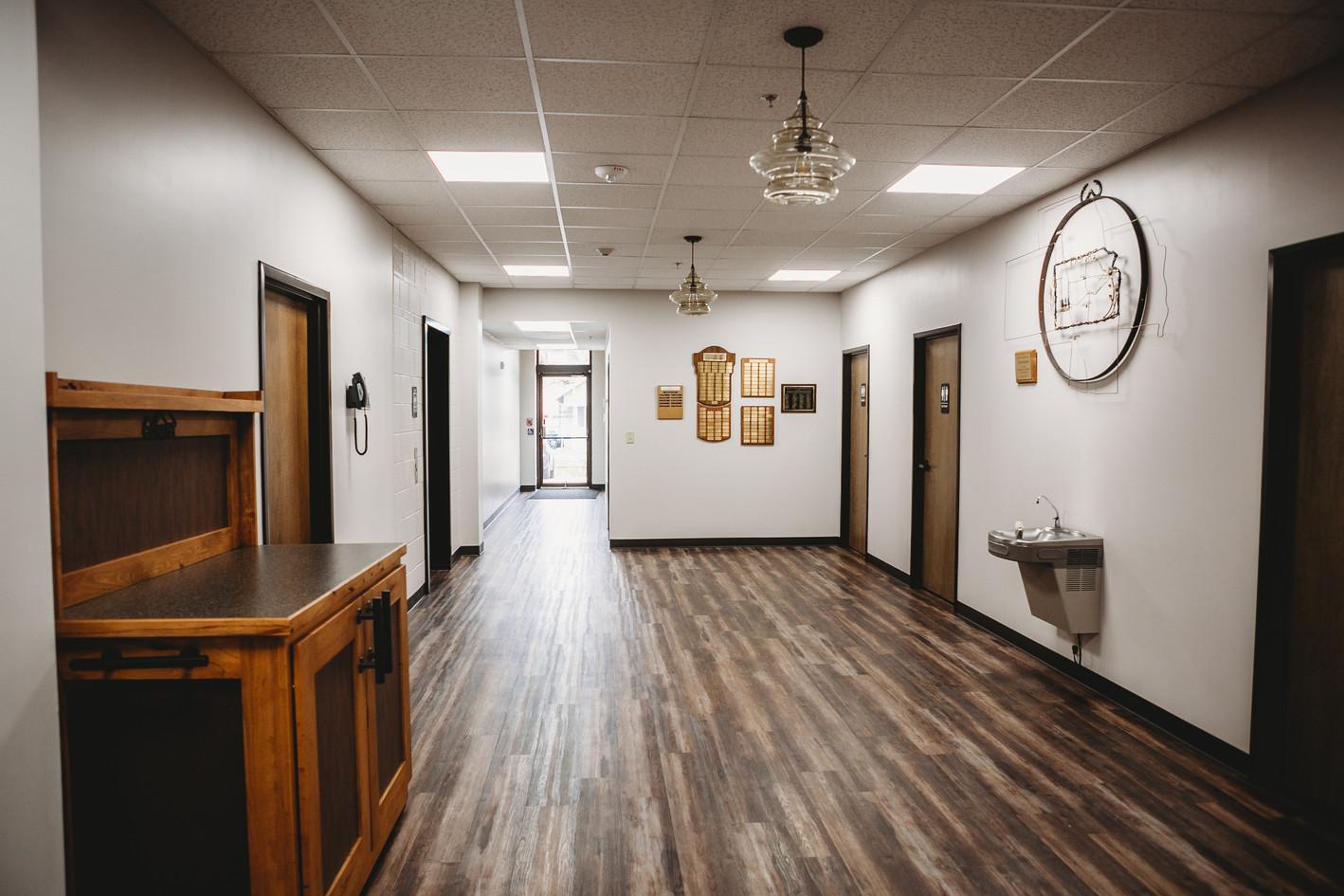 Dodge City Public Library: Public Lobby