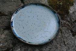 plat en grès