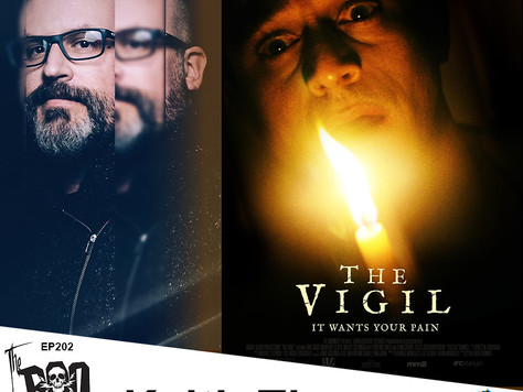 The Boo Crew Chat with THE VIGIL Writer, Director Keith Thomas