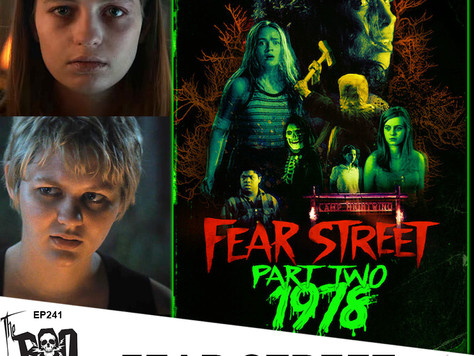 The Boo Crew Chat with the Stars of THE FEAR STREET Trilogy Olivia Scott Welch and Ryan Simpkins
