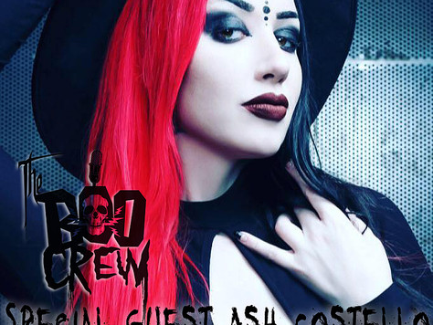 Episode 4: New Years Horror (Special Guest: Ash Costello - Part 1)
