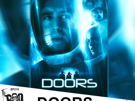 The Boo Crew Chat with the Filmmakers of Bloody Disgusting's New Sci-fi Horror film DOORS