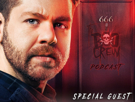 The Boo Crew Turns on their Spirit Box and Summons Television Personality and Paranormal Investigato