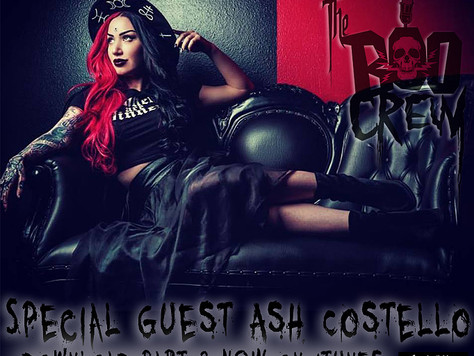 Episode 5: Trick Or Treats with Special Guest Ash Costello - Part 2!