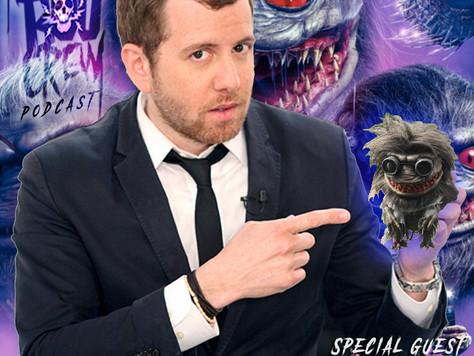 The Boo Crew Feasts on Critters with Writer-Director Jordan Rubin!