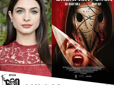 The Boo Crew Chat with Niki Koss, the Star of the New EDM-laced Slasher Film DREAMCATCHER