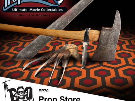 The Boo Crew Comes Down with Horror Auction Fever with Prop Store