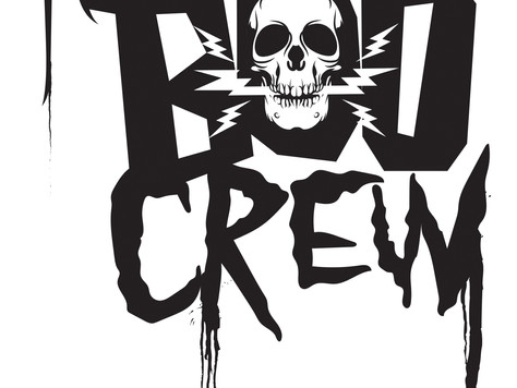 Horror's Home. Announcing...THE BOO CREW!