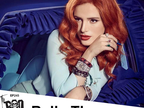 The Boo Crew Chat with Multi-Award Winning Actor and Pop Culture Icon Bella Thorne