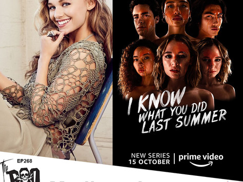 The Boo Crew Chat with the Immensely Talented Madison Iseman of I KNOW WHAT YOU DID LAST SUMMER