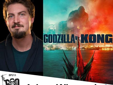 The Boo Crew Face Off Against Godzilla vs Kong Filmmaker Adam Wingard!