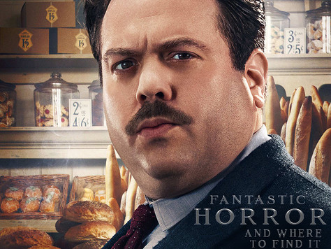 Episode 12: Fantastic Horror and Where to Find It (Special Guest Dan Fogler)