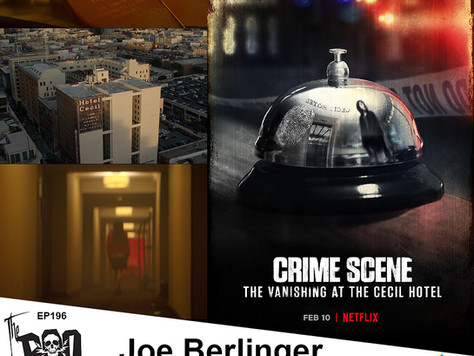 The Boo Crew Checks Into the Cecil Hotel with Award Winning Filmmaker Joe Berlinger
